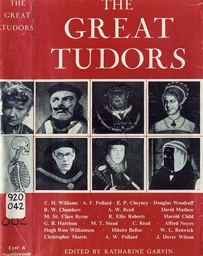 Joe Orton exhibition: The Great Tudors edited by Katharin Garvin