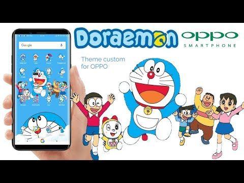 Wallpaper Doraemon Hp Oppo