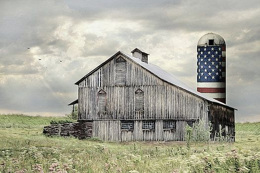 Lori Deiter Freedom Usa Art Patriotic Photography Flag Art