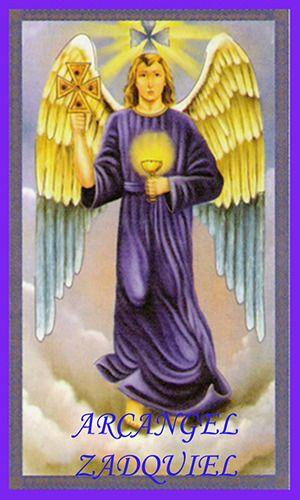 areebah : Hola espero que todos se encuentren muy bien, aqui les dejo un poco de informacion de los arcangeles y su significado, asi como la forma ... : In