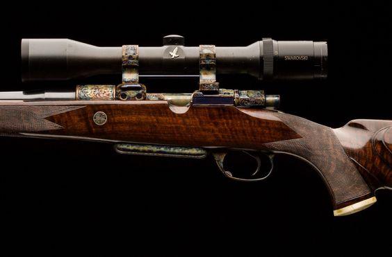D.Fraser & Co.Bolt action rifle