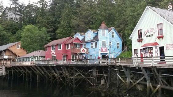 7•13•16 《Ketchikan, Alaska》