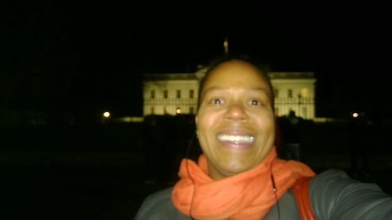I couldn't visit Washington D.C. and not stop by the White House. I actually visit several monuments and would love to be able to plan a trip for TekStart students.