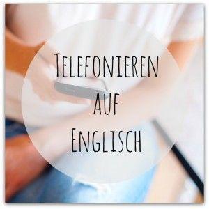Telefonieren auf Englisch #EnglischLernen #QuickEnglish