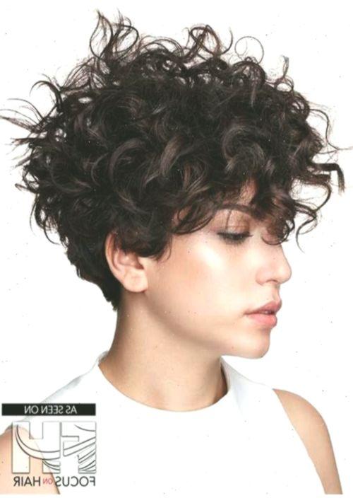 Lockige Kurze Frisuren Fur Susse Damen In 2020 Short Curly Hair