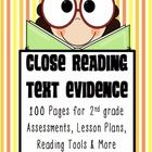"""With text complexity increasing during this new Common Core era """"Close Reading"""" is critical. Over 50 Reading Response sheets included. Shifting fro..."""