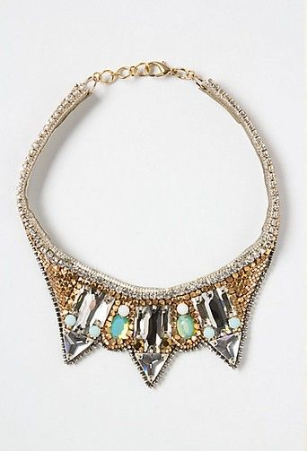 Fall Essential: The Collar Necklace | StyleCaster News