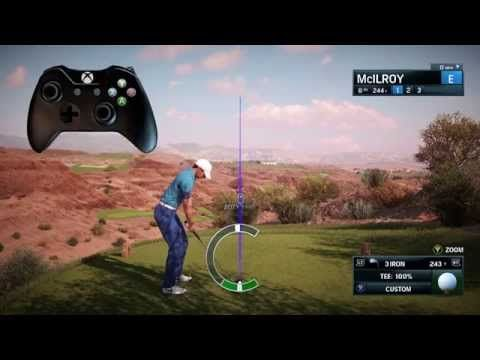 EA SPORTS Rory McIlroy PGA TOUR | Gameplay Features Trailer | PS4, Xbox One - YouTube