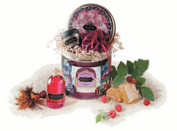Raspberry Kiss Treasure Trove by Kama Sutra - pagan wiccan witchcraft magick ritual supplies