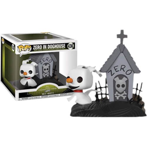 Disney The Nightmare Before Christmas Zero In Dog House Exc Pop