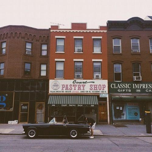 Court St. -Court Pastry Shop