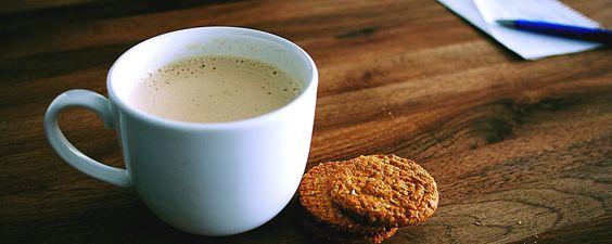 Veganer Sirup für Chai-Tee | Veganesk