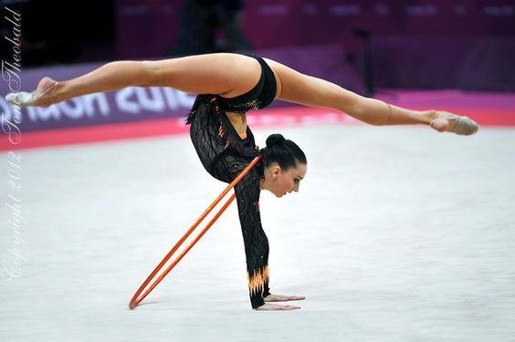 Liubov Cherkashina, Belarus, #rhythmic_gymnastics, #rhythmicgymnastics