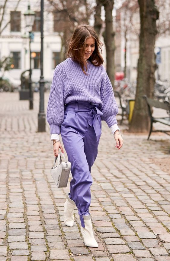 Color Trends 2019 Street Style