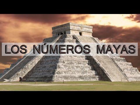 098 Números Mayas II - YouTube