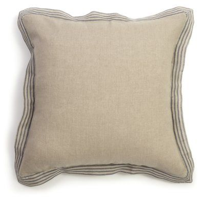 Natural Quilted Euro Pillow | Euro