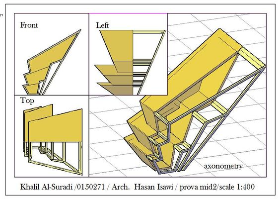KhaLil M. As-SuraDi‎الرسم المعماري بالحاسوب/ computer architectural drawing: