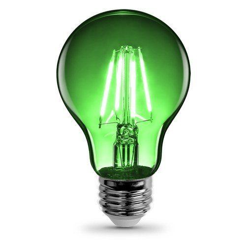 Green Light Bulbs Color Home Interior Design Ideas Filament Bulb Lighting Light Bulb Led Light Bulb