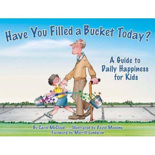 Mrs. Robinson's Classroom Blog: bucket-fillers
