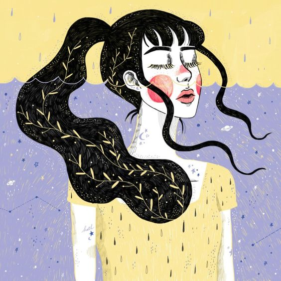 Kathrin Honesta Illustration