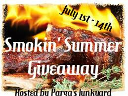 A Giveaway 4U: Smokin' Summer Prize Package 7/1- 7/14