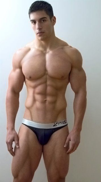 Gay Muscle Body 10