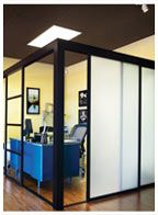 Freestanding Systems - Partition wall