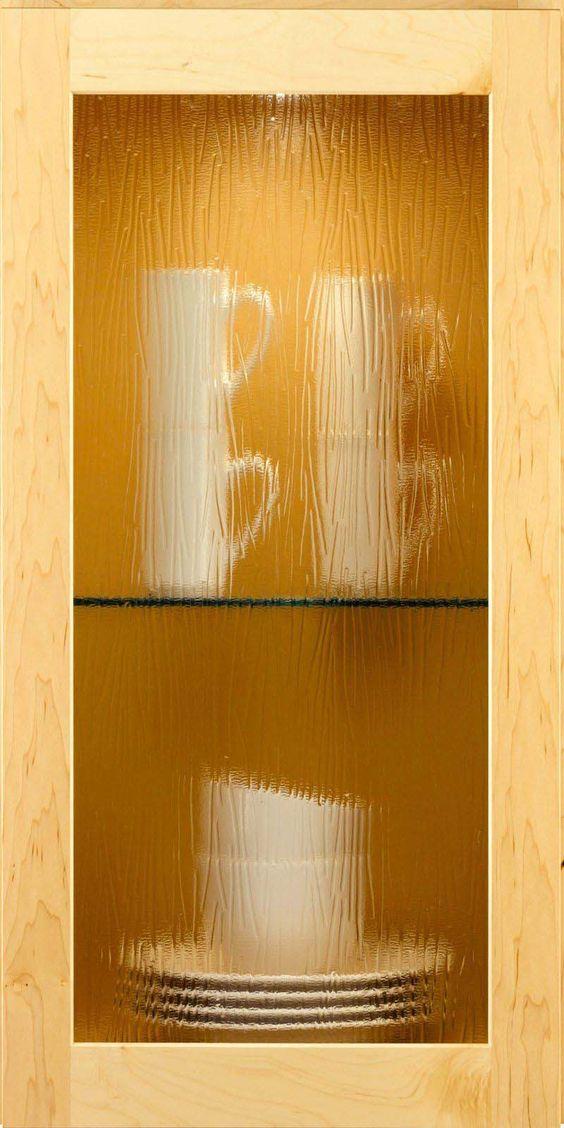 Glass Door Details Styx Kraftmaid New Living Spaces
