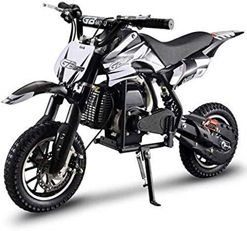 New V Fire 2 Stroke 49cc Dirt Bike Mini Gas Motorcycle Kids