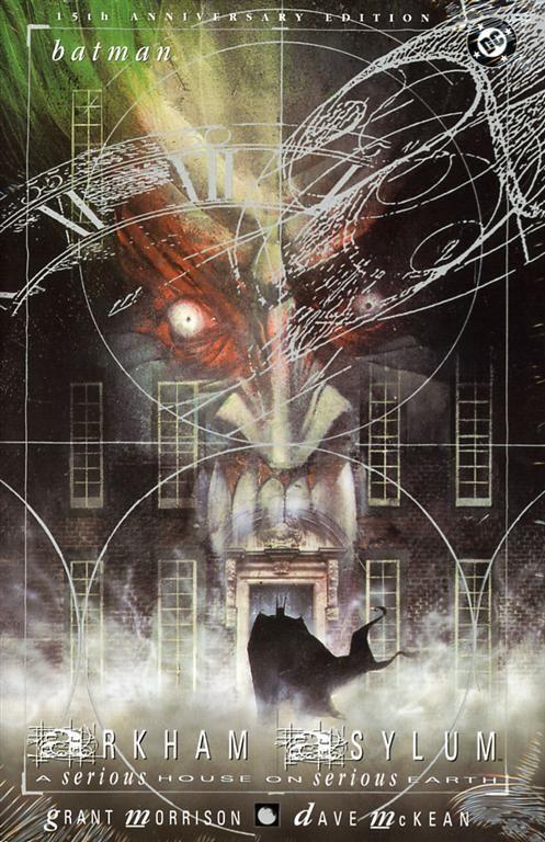Batman: Arkham Asylum: Comicbook Art, Asylum Fantastic, Arkham Asylyum, Graphic Novels, Serious Earth, Serious House, Batman Arkham Asylum, Comic Books, Arkham Asylum 1 Jpg 497
