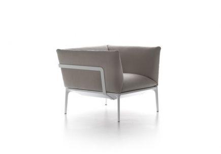 Yale Lounge Chair by Jean-Marie Massaud