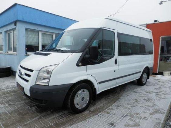 Ford Transit Tourneo 2 2 Tdci L3h2 9 Miest Bus 5d P M5 Ford
