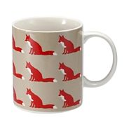 Anorak Ceramic Mug Fox