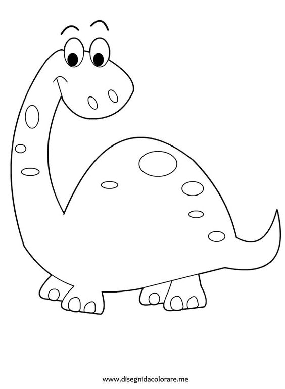 d is for dinosaur coloring pages - photo #30