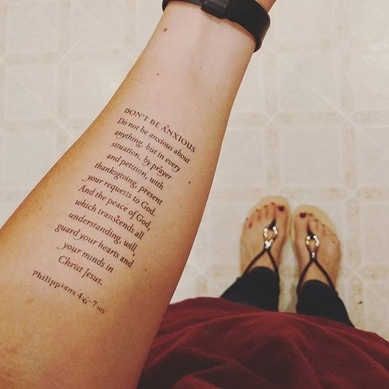 I am so in love with these temporary tattooes that keep God's Word with you…: