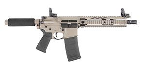 "9.75"", 300 BLK, quad rail, FDE, pointless gun, only $1,900+"