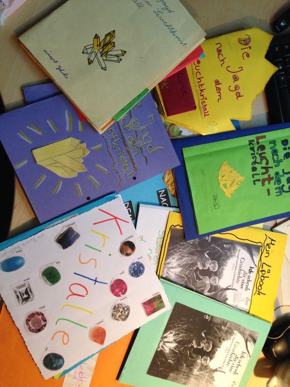 - Lapbooks im Deutschunterricht