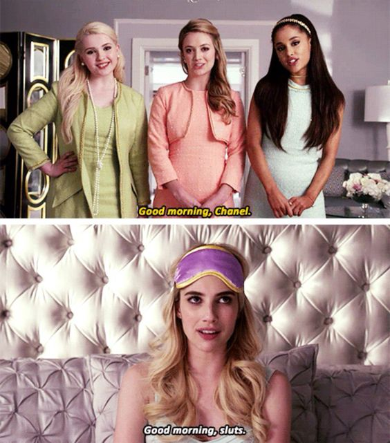 The Chanels - Scream Queens Pilot: