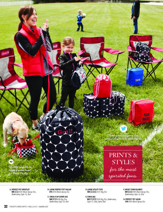 Take Thirty-one to your games this fall.