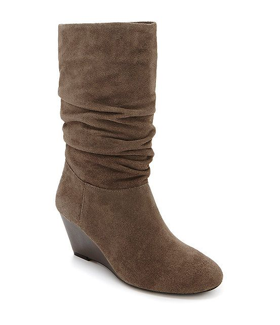 Alex Marie Danay Slouch Boots | Dillards | Boots, Slouched