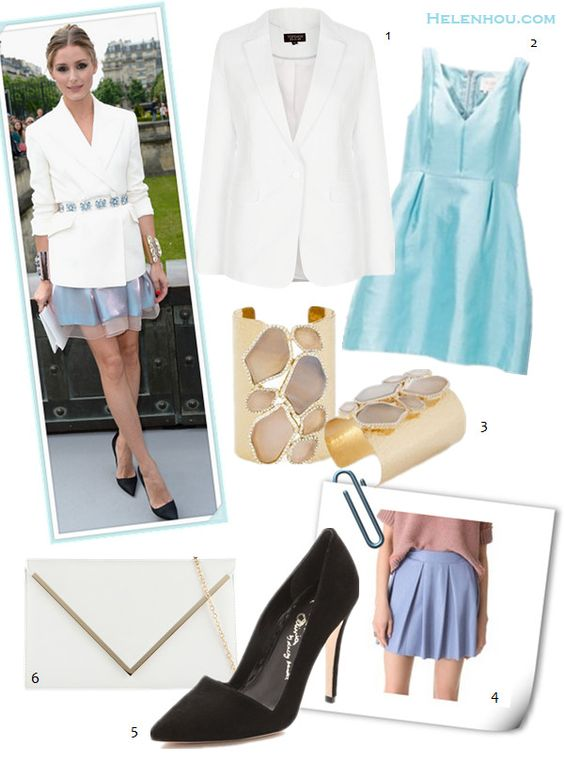 Glamour in White: Event & Date Outfit Ideas