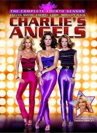 Lo ángeles de Charlie (1979) 4ª Temporada.: