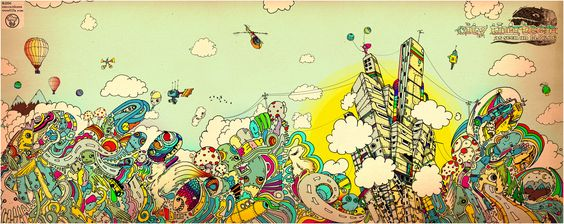 illustration | ... our beautiful illustration archive for awesome illustration showcases