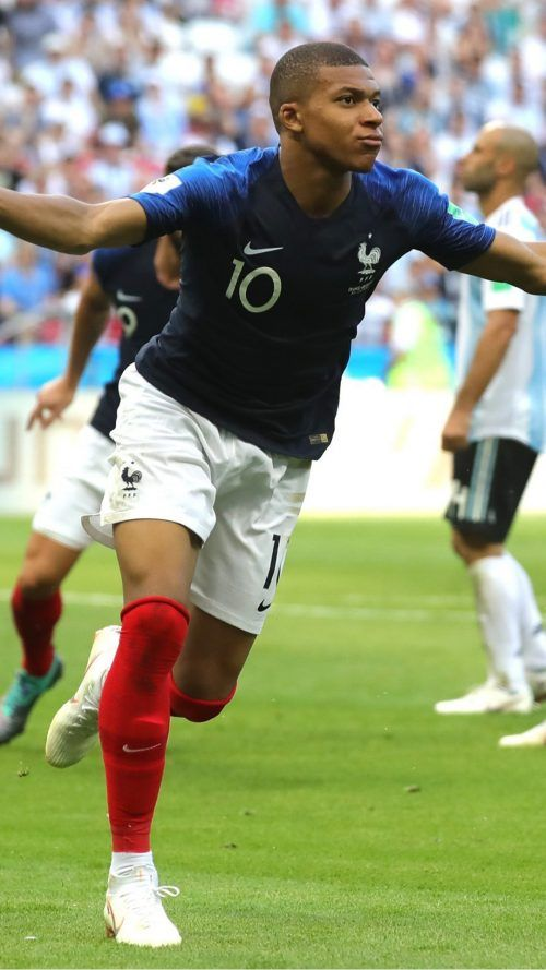Kylian Mbappe Wallpaper For Mobile Phones Hd Wallpapers Wallpapers Download High Resolution Wallpapers Wallpapers For Mobile Phones Mobile Wallpaper Football Icon
