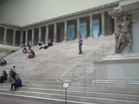 Brain Dead Zombies Obama S Throne Of Satan Pergamon Altar In Revelation 2 Pergamon Obama Throne