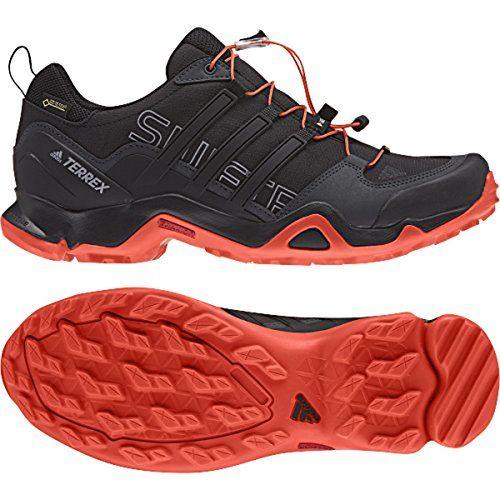 Adidas Outdoor Men S Terrex Swift R Gtx Black Black Energy Hiking Shoes 8 5 D M Us All4hiking Com Best Hiking Shoes Hiking Shoes Women Hiking Women
