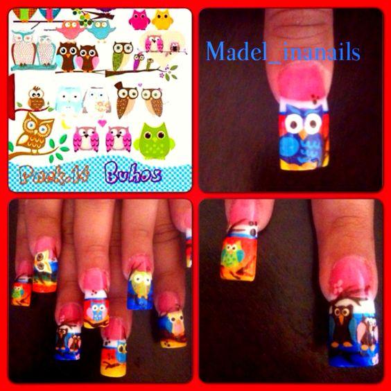 Buhos nails