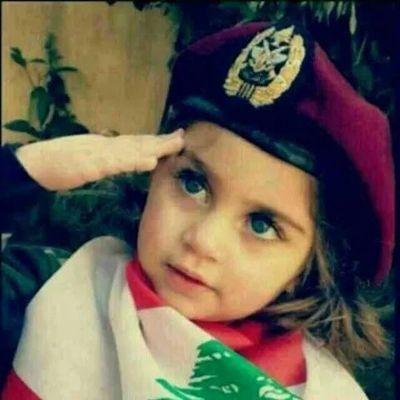 Cute Little Lebanese Girl!