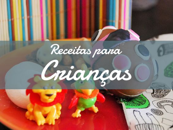 Encontre estas e muitas outras receitas para crianças em www.tudoreceitas.com!