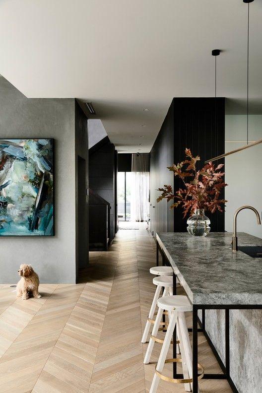 Gallery Of Huntingtower Workroom 42 Kitchen Inspiration Modern Interior Design Kitchen Modern Interior Design